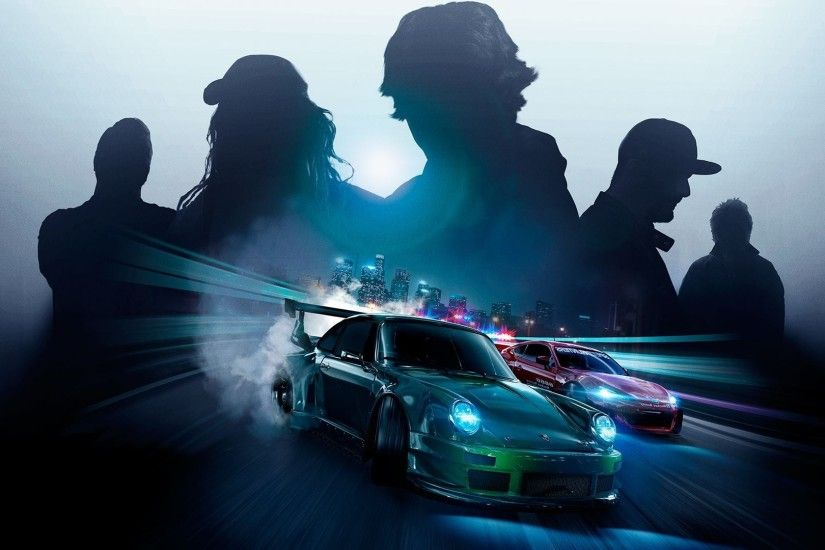 Need For Speed 2015 Game 2048x1152 Resolution