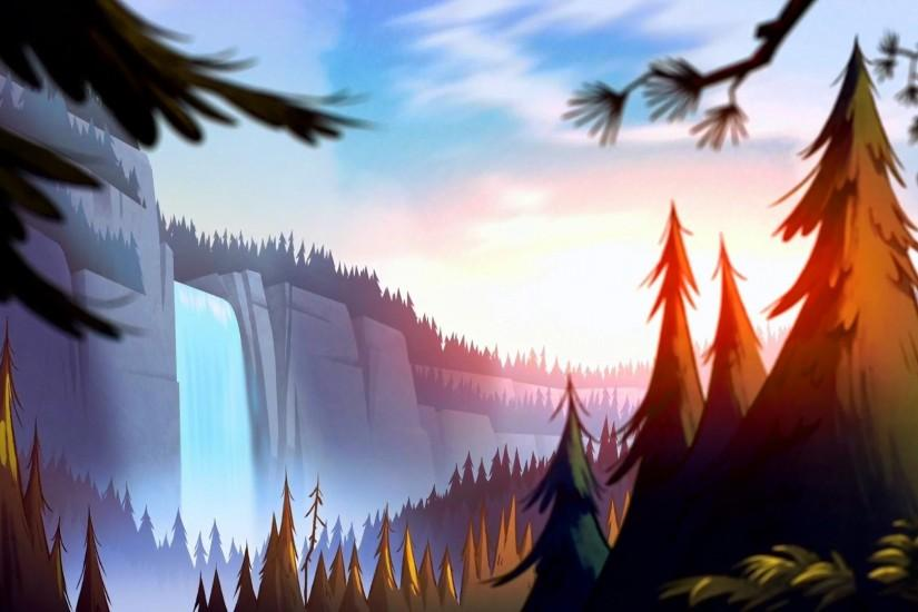 new gravity falls wallpaper 1920x1080 picture