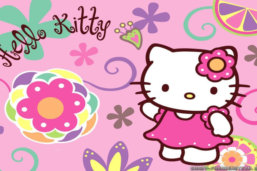 Hello Kitty Birthday Wallpapers - Wallpaper Cave ...