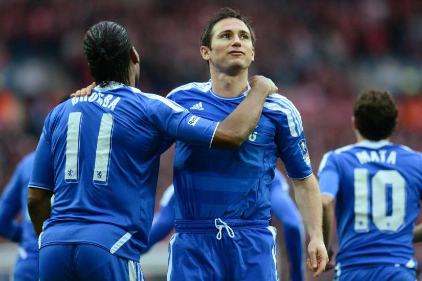 Chelsea legend Didier Drogba became a different man before big games, says  Frank Lampard | London Evening Standard