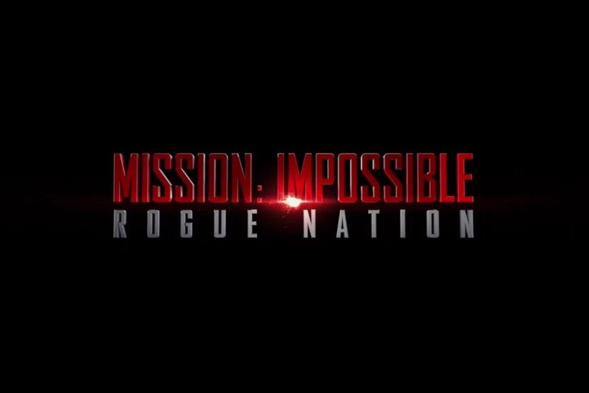 Mission Impossible Rogue Nation Wallpaper