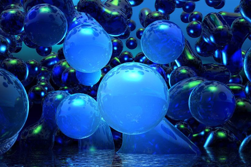 Bubbles Wallpaper - 3D Wallpapers - #11023