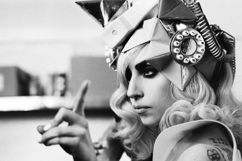 Lady Gaga Telephone Video Stills