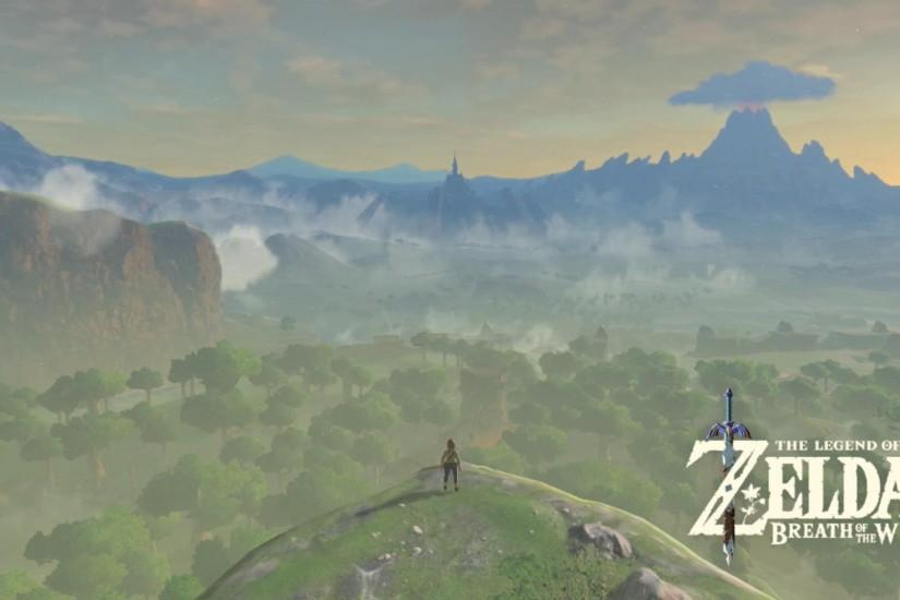 ... The Legend Of Zelda Breath Of The Wild Wallpapers Hd Great Collection  ...