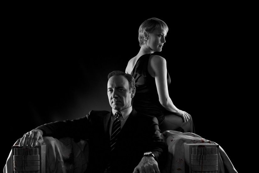 3840x2160 Wallpaper house of cards, robin wright, claire underwood, kevin  spacey, francis