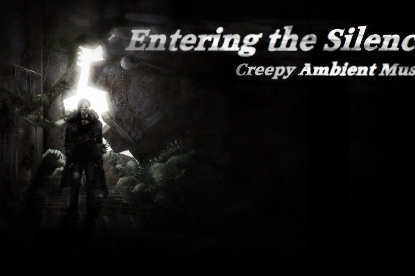 Entering the Silence - Creepy Ambient Background Music