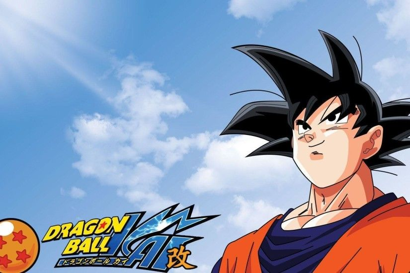 Free Dragon Ball Z Kai Goku Anime Wallpaper HD #5459 Wallpaper .