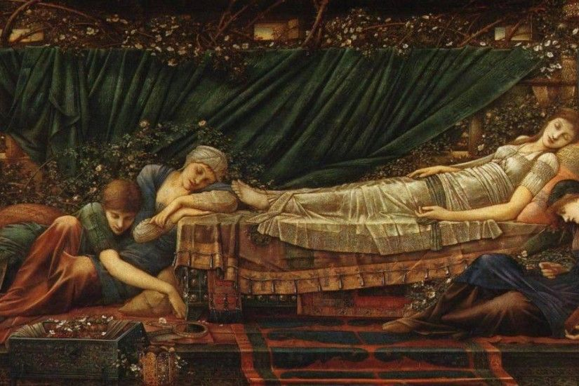 pre raphaelite art - (#78971) - High Quality and Resolution Wallpapers .