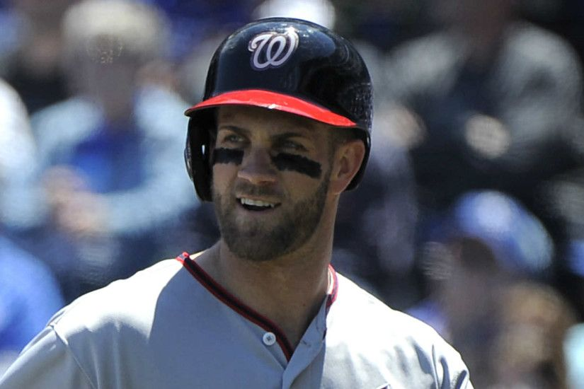 Bryce Harper inks record one-year contract extension with Nationals | MLB  | Sporting News