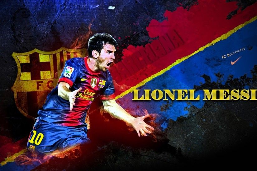 Lionel Messi Player Barcelona Wallpaper Android