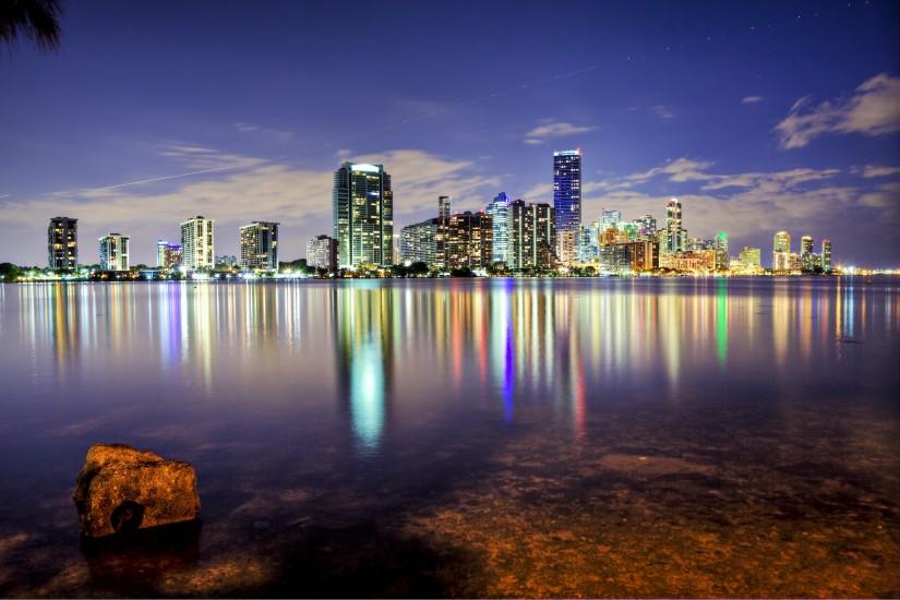 Miami HD Backgrounds.