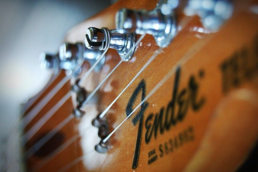 Fender Guitar Wallpapers Images ...
