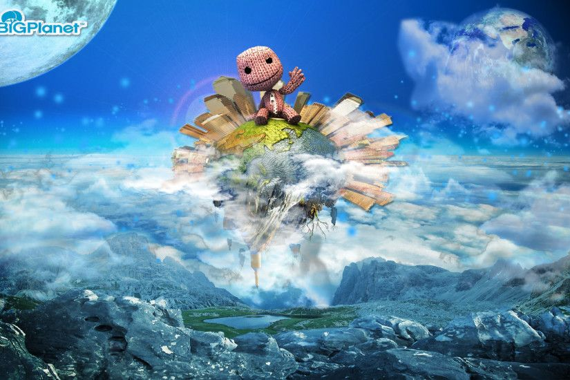 wallpapers en HD del little big planet espero les gusten saludos .