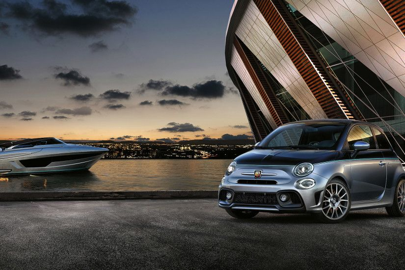 2017 Fiat Abarth 695 Rivale picture