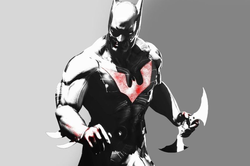 Batman, Batman Beyond, Batman: Arkham City Wallpapers HD / Desktop and  Mobile Backgrounds
