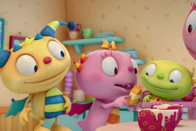 Henry Hugglemonster · Henry HugglemonsterDisney Junior