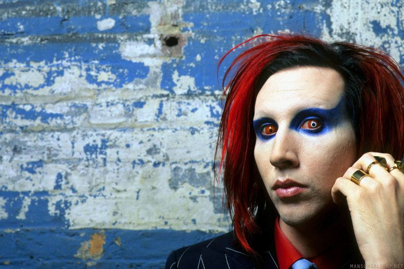 MARILYN MANSON industrial metal rock heavy shock gothic glam psychedelic g  wallpaper | 2500x1656 | 180671 | WallpaperUP