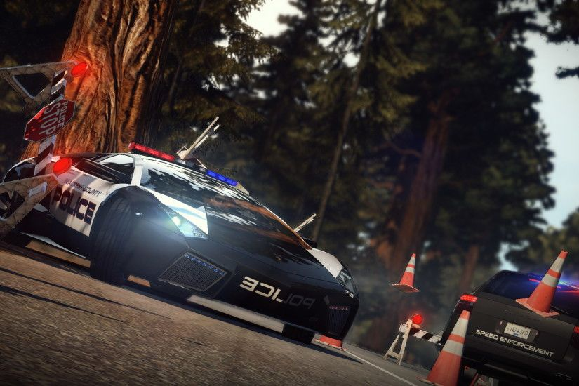 NFS Hot Pursuit Cop Car wallpapers (65 Wallpapers)
