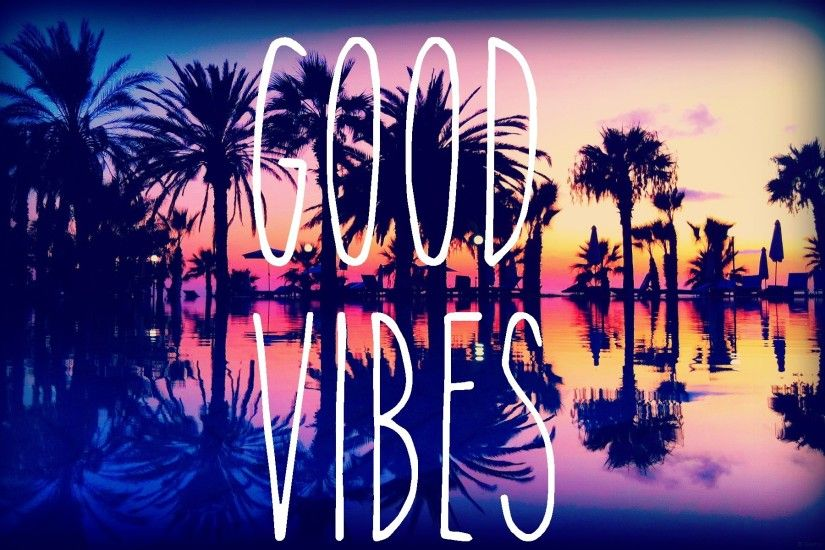 GOOD VIBES WALLPAPER by strobesound GOOD VIBES WALLPAPER by strobesound