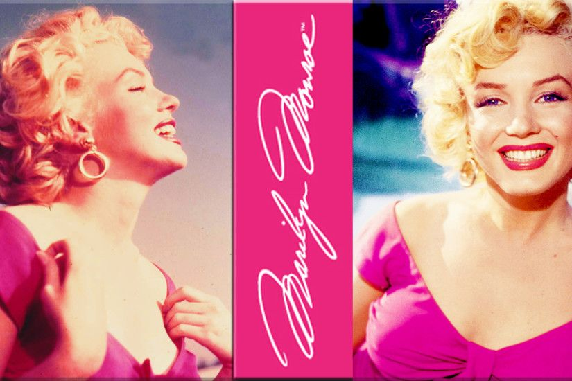 Celebrity - Marilyn Monroe Celebrity Blonde Wallpaper