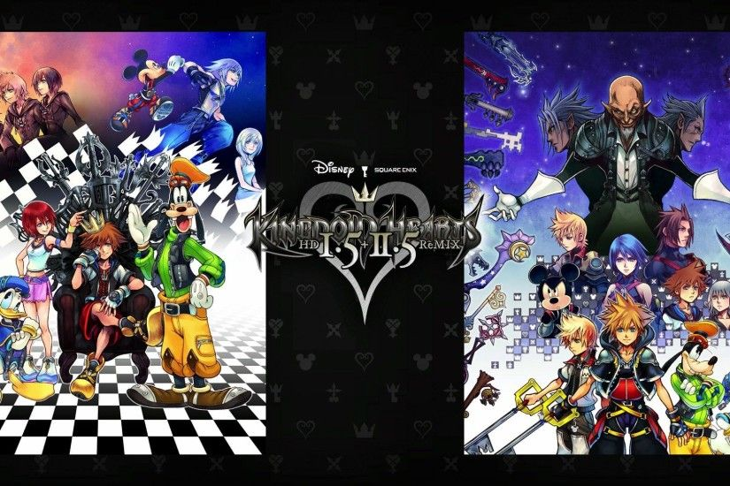 Kingdom Hearts I.5 + II.5 HD ReMIX is a compilation of two compilations  released on the PlayStation 3 covering six titles in the series for the  PlayStation ...