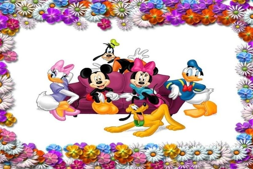 Mickey Mouse · HD Wallpaper | Background ID:452177