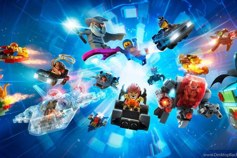 Lego Dimensions Game Desktop Wallpapers New HD Wallpapers