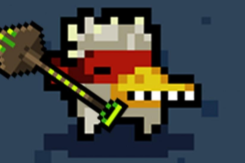 Nuclear Throne: Chicken Shovel Daily