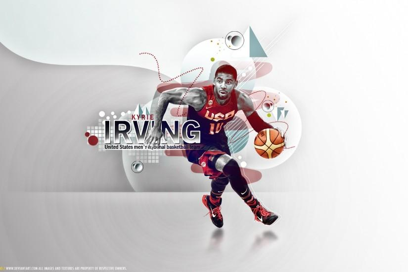 gorgerous kyrie irving wallpaper 1920x1080 download free