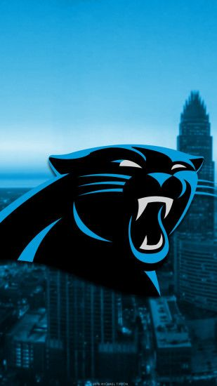 Carolina Panthers Android Wallpaper / Image Source