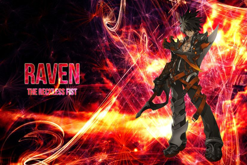 ... Raven, The Reckless Fist Wallpaper by TheWend
