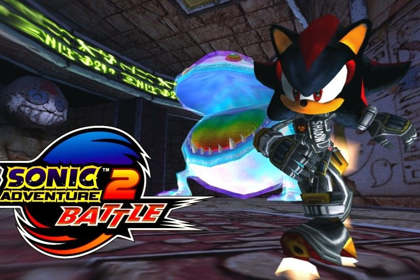 Sonic Adventure 2: Battle - King Boom Boo - Shadow (No HUD) [REAL Full HD,  Widescreen] 60 FPS - YouTube