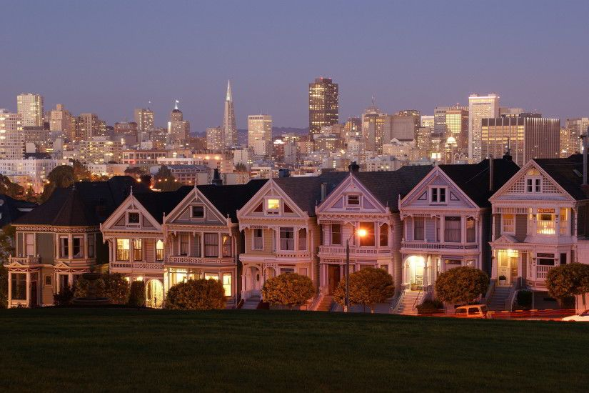 San Francisco Wallpaper | San francisco evening Wallpapers Pictures Photos  Images