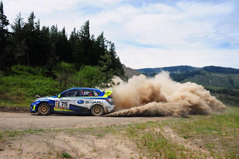 Rally Car Wallpaper 14717