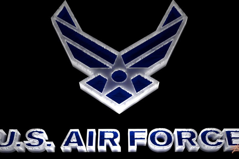 air force logo - water and icezroxorz on deviantart. download united states  air force wallpaper gallery