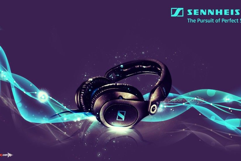 Sennheiser HD8 DJ HD and Wide Wallpapers