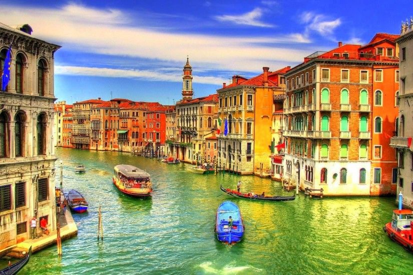 Venice City World Beautiful places HD Wallpapers
