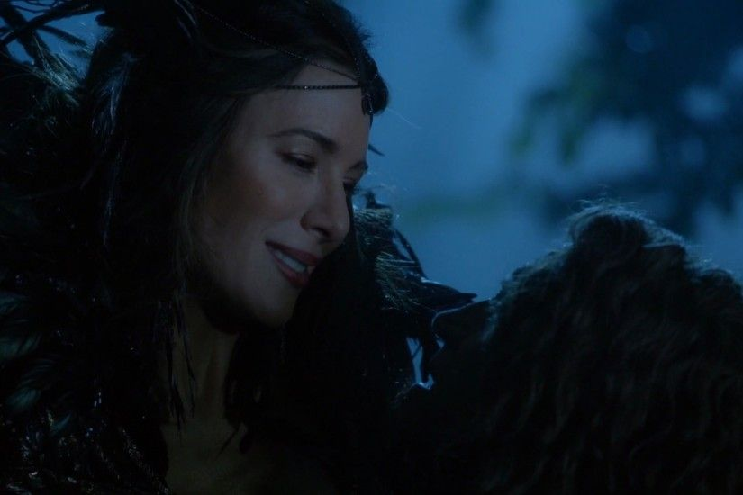 ... black-fairy-choking-rumplestiltskin-6x09-changelings