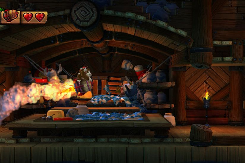 Donkey Kong Country - Tropical Freeze ab Mai auch für Switch