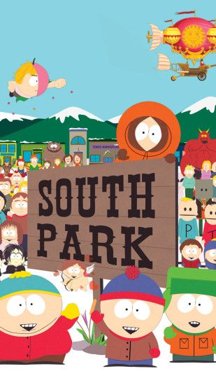 South Park HD Desktop Wallpapers for