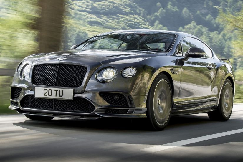 ... Bentley Continental Supersports Convertible Wallpaper | HD Car .