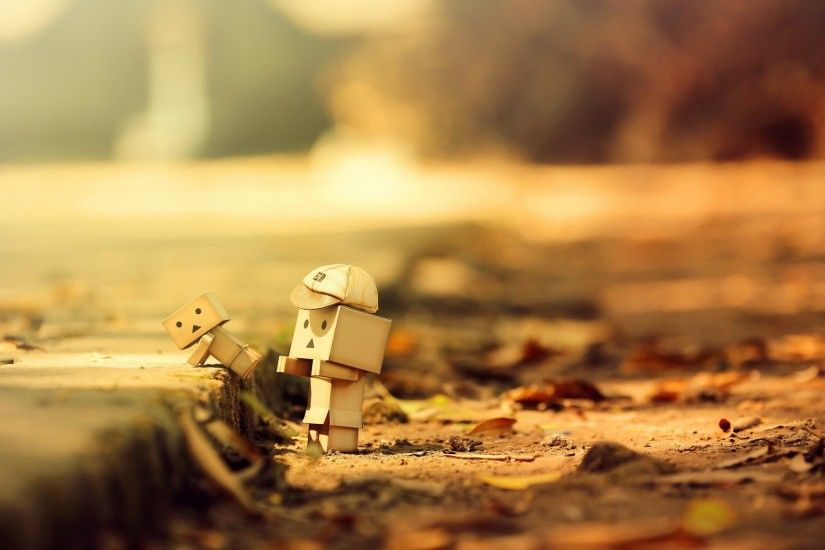 Cute Danbo Wallpaper Background 2205