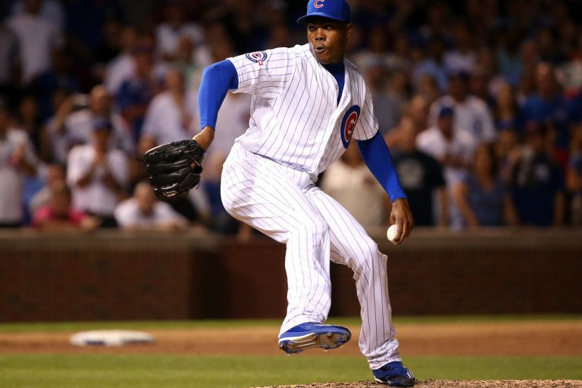 Here's One Way To Minimize The Cubs' Aroldis Chapman Mess .