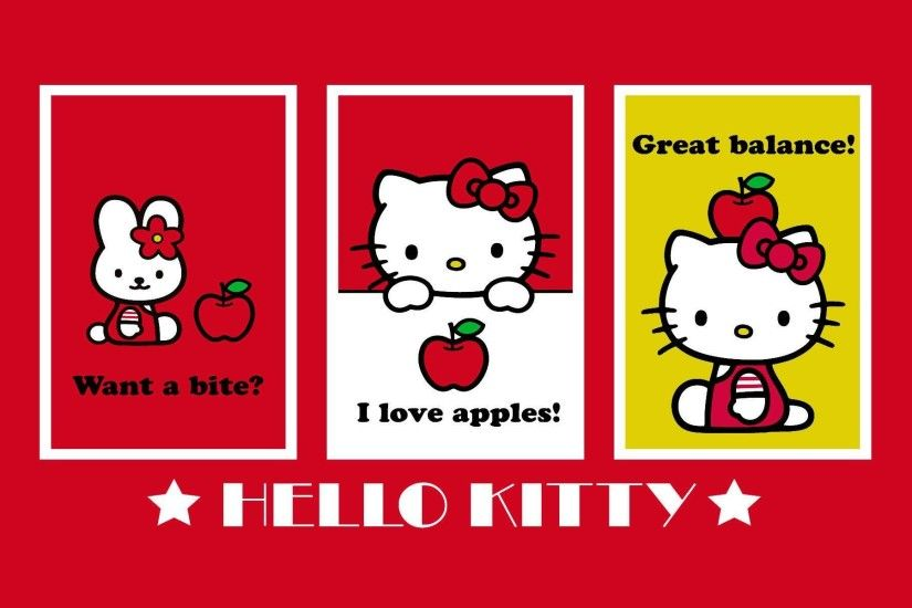 90+ Hello Kitty Wallpaper Backgrounds