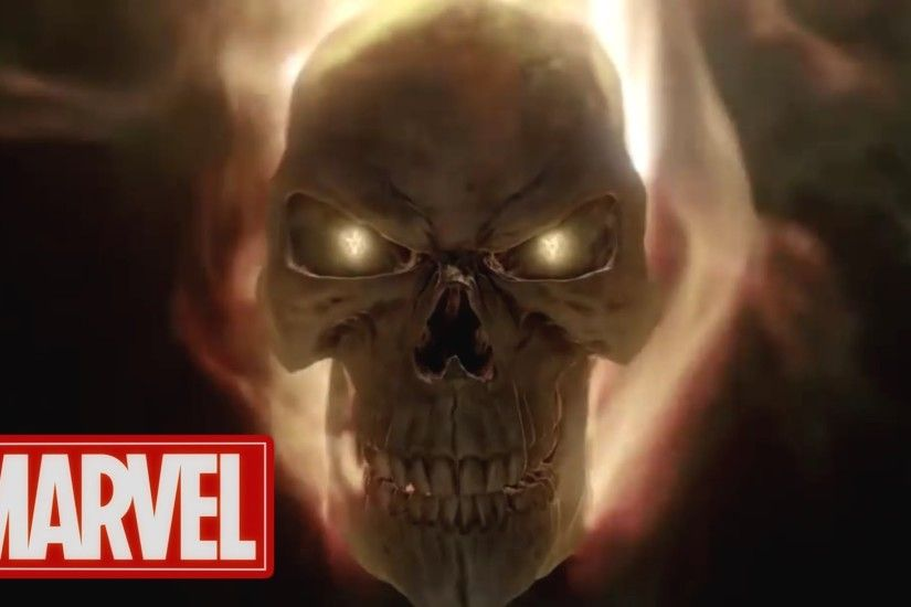 GHOST RIDER | Agents of Shield Official SDCC Teaser Trailer | (2016) HD -  YouTube