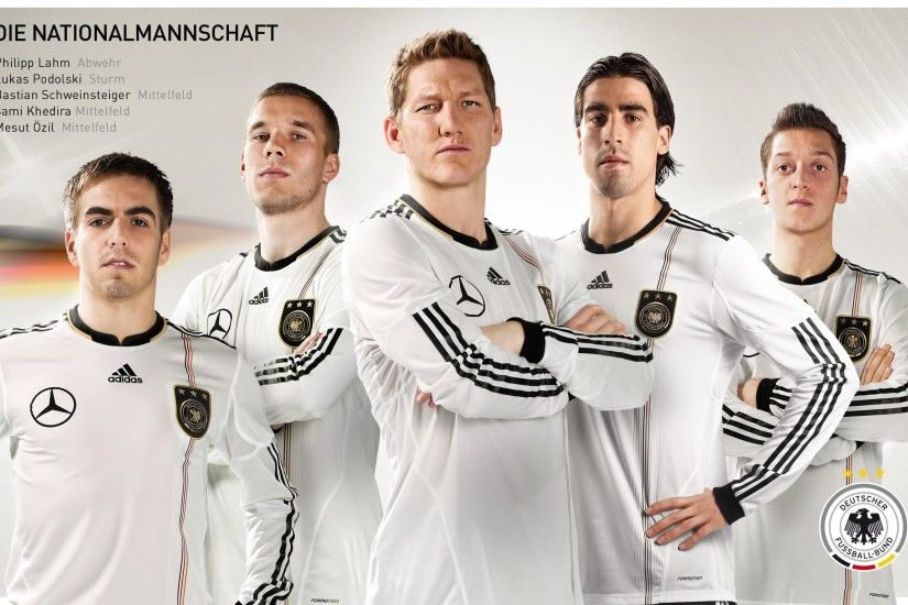 German football team has a superior and distinct title that both men and  women's football teams