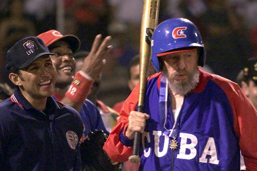 ESPN enters Cuba under fire after calling Fidel Castro 'savior and scourge'  | MLB | Sporting News