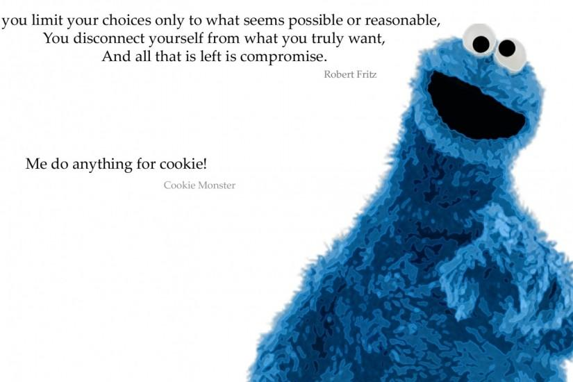 Cookie Monster Five wallpapers and stock photos