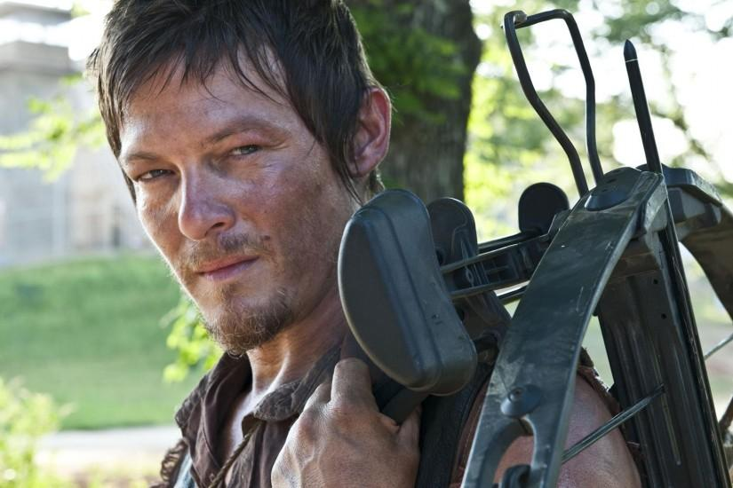 Daryl Dixon Norman Reedus Wallpaper by HD Wallpapers Daily