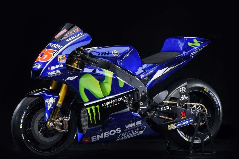 Automotive / Yamaha YZR-M1 Wallpaper